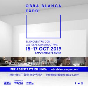Obra Blanca Expo