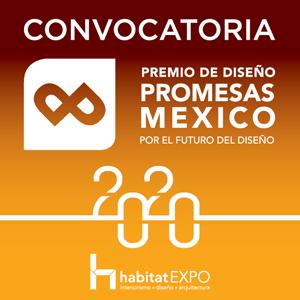 Convocatoria Premio de Diseño Promesas México 2020